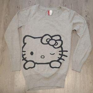 H&M   Hello Kitty Light Womens Sweater   Gr